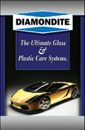 The Diamondite Handbook is a full color, 24-page booklet detailing the entire Diamondite product line. Learn what problems can be solved with Diamondite Glass & Plastic Care System products and how to apply them to get the best results.
