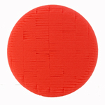 Red Finishing Foam Pad