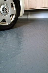 Coin Pattern BLT-Roll Out Flooring