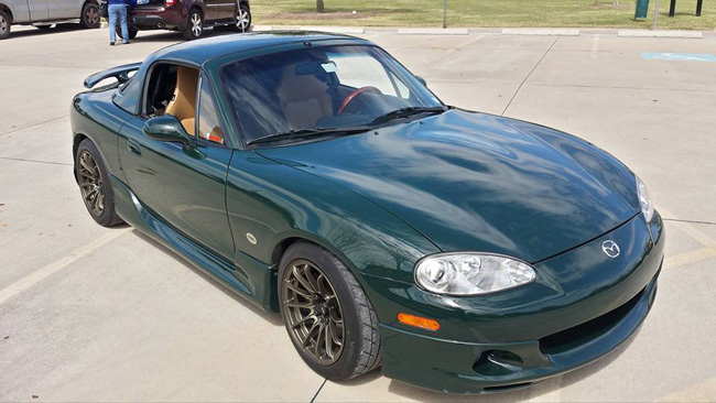 2001 Miata detailed by Haris300