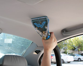 Mytee 8400DX Dry Upholstery Tool makes a quicker drying time