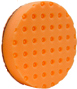 CCS Orange 6.5 Inch Light Cutting Pad