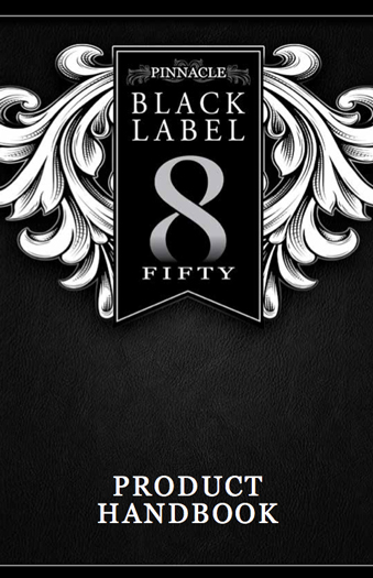 Pinnacle Black Label offers a 20 page Handbook which contains detailed descriptions of all Black Label products. Pinnacle Black Label is a collection of new caotings and car care products.