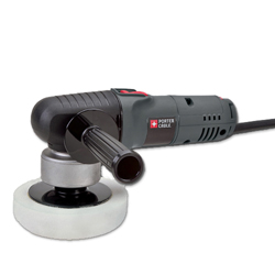 The Porter Cable 7424XP is our most user-friendly orbital polisher! Buy it in a money-saving kit with the polisher, pads, and polishes.