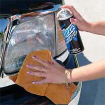 Plexus Plastic Cleaner, Protectant & Polish maintain clear plastic headlights, instrument panels, visors, and windscreens.
