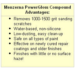 Menzerna Power Gloss Compound