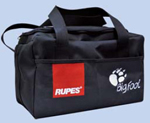 Rupes Big Foot Soft Bag has enough room to swallow all of your gear!