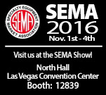 Sema Show 2016 Autogeek booth 12839