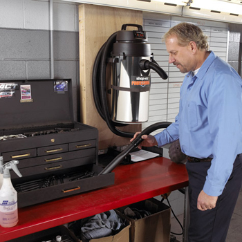 Shop-Vac Wall Mounted Garage Vacuum