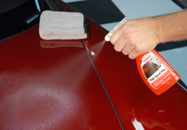 Sonax High Speed Wax contains real carnauba wax!