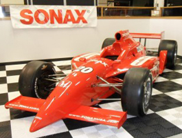 Sonax race car