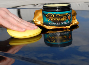 Pinnacle Signature Series II Carnauba Paste Car Wax