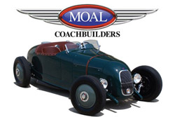 A custom built car from Moal Coach Builders will be on display at Detail Fest 2016.