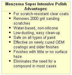 Menzena Medium Cut Polish 2400 PO85RD 3.02