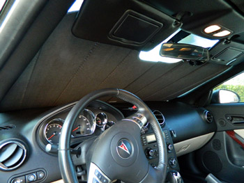 Covercraft Custom UVS Heat Shields keep your interior cooler