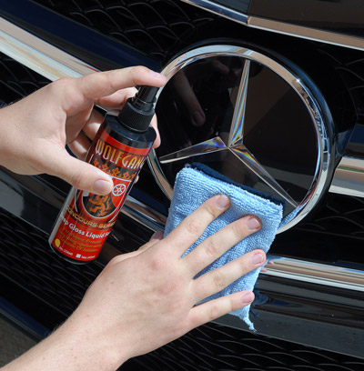 Wolfgang Deep Gloss Liquid Seal creates a super slick coating on all treated surfaces