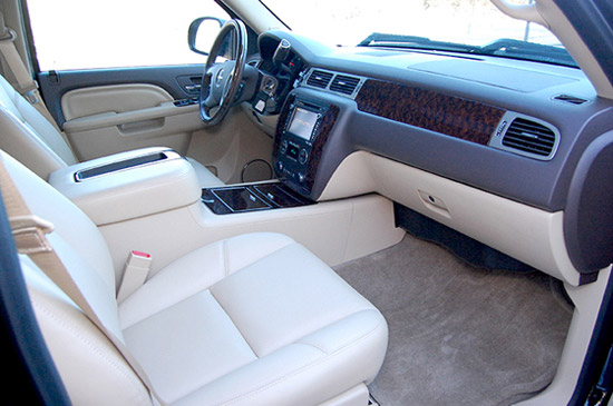 Wolfgang Car Care makes it easy to keep your interior looking new