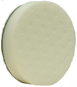 CCS White 6.5 inch Polishing Pad