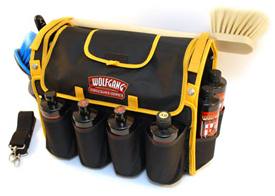 The Detailer's Pro Series Detailer's Detail Bag holds all your detailing supplies!