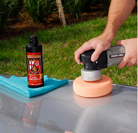 Use The Edge 2000 Orange or Green foam pads.