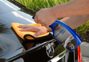 Gold Plush Microfiber Towel is perfect for all your detailing needs!