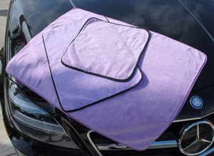 Pamper your vehicle's delicate finish with all three sizes of the Super Plush!