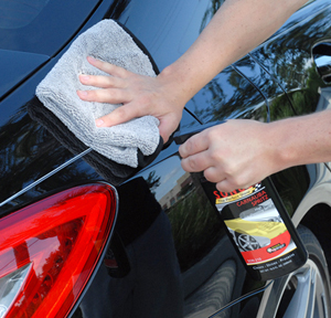 Supreme 530 works great for quick detail sprays and spray waxes