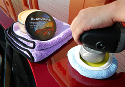 Microfiber bonnets enable you to remove waxes and polishes with your DA polisher!