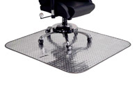 PitStop Diamondplate Chair Mat