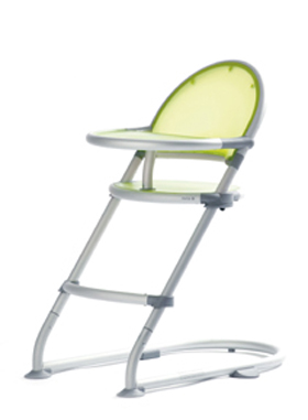 Mutsy Easy Grow High Chair :  childrens childrens chair children fashion high chairs