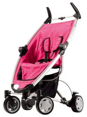 Quinny Zapp Stroller - 5 Color Choices :  childrens blue pink pushchair