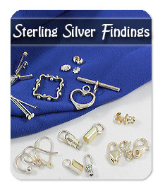 Sterling Silver Findings