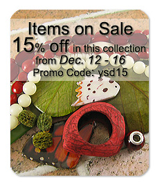 Holiday Colors: Red, Green & White @ 15% OFF from December 12 - 16 | Promo code: ysd15