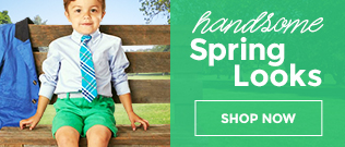 Boys Spring Summer Clothing