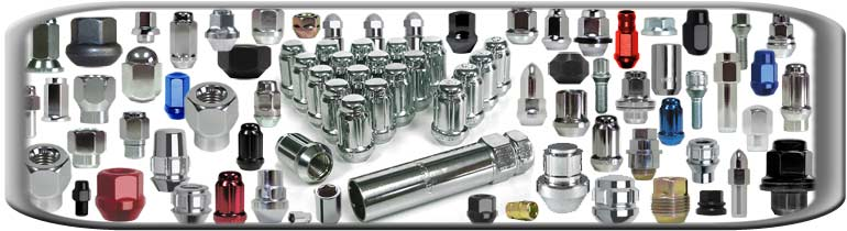 Lug Nuts in All Sizes
