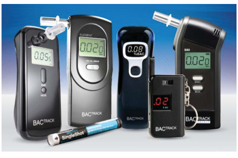 Breathalyzer Product Family