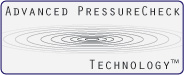 Advanced PressureCheck Technology