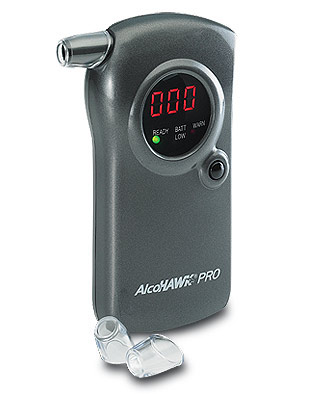 AlcoHawk Pro Breathalyzer