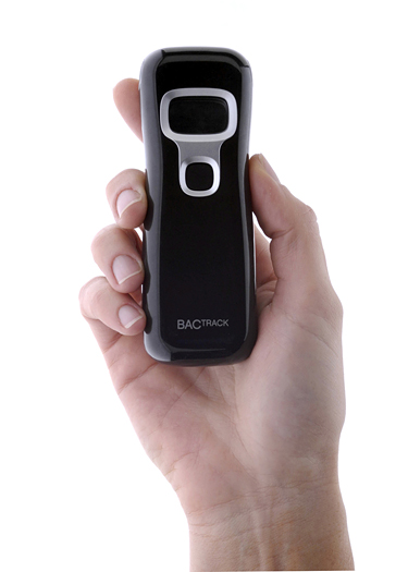 BACTRACK breathalyzer