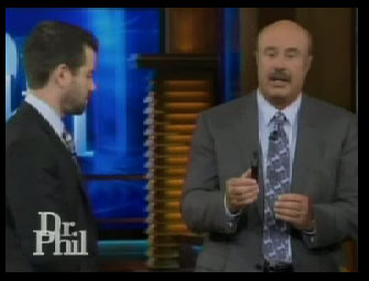 BACtrack S80 Pro Breathalyzer featured on the Dr. Phil show