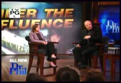 BACtrack Breathalyzers featured on the Dr. Phil show