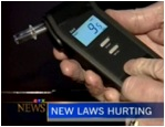 BACtrack Breathalyzers featured on CTV News - British Columbia