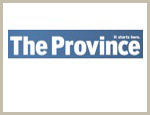 BACtrack Breathalyzer S80 Pro featured in <em>The Province</em> - British Columbia