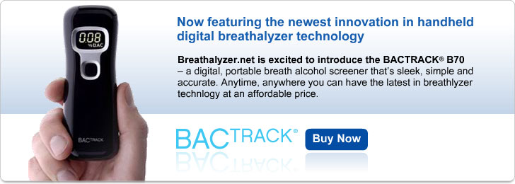 Featured Breathalyzer