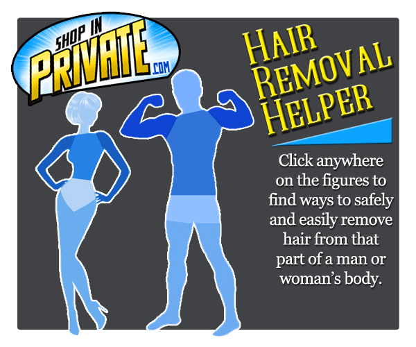 Hair removal helper - Hair removal advice