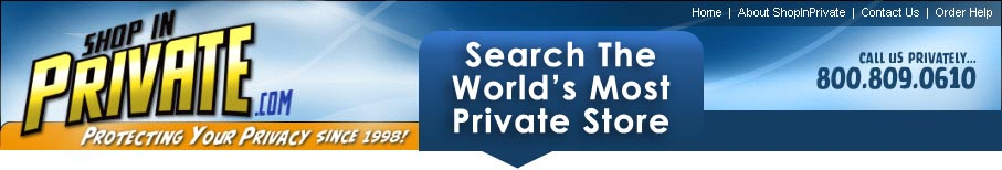 Search Shop In Private