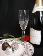 perfect for the hostess: chocolate and wine gifts