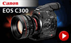 Pre-Order Canon C300 EF or PL Cinema Camera from Filmtools.com Now