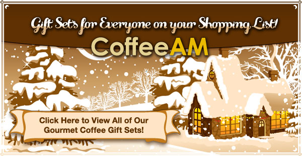 Holiday Gifts at CoffeeAM!