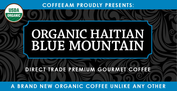Direct Trade Haitian Coffee at CoffeeAM!